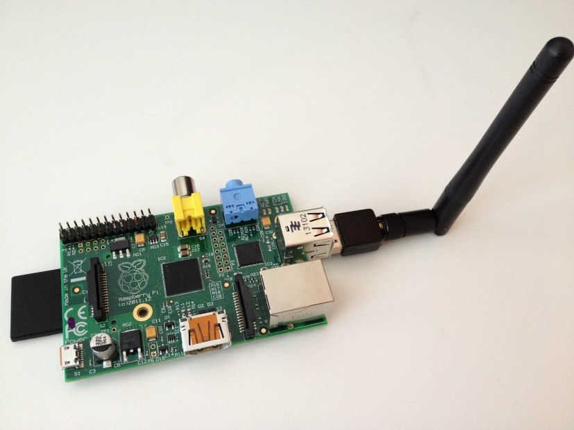 Tu Raspberry Pi como router WiFi