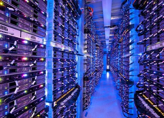 Microsoft data center