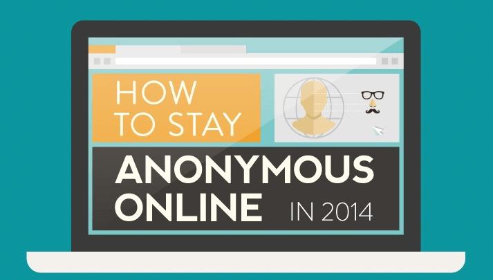 Manteniendo el anonimato en internet