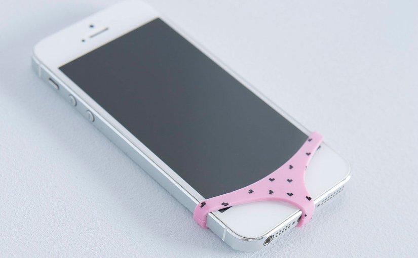De accesorios bizarros para tu smartphone
