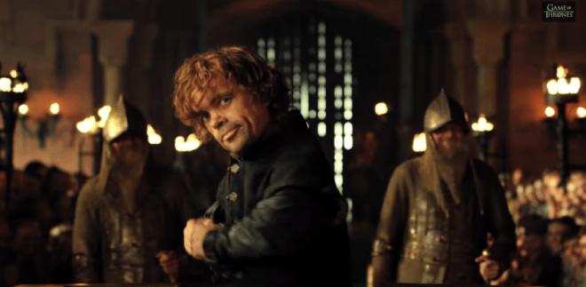 Game of Thrones  Season 4 Bloopers  Comic Con - unpocogeek.com