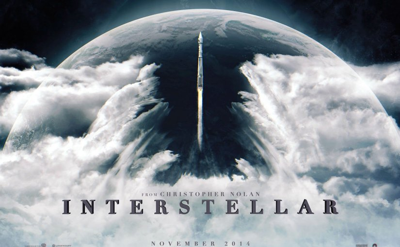 Detrás de escena de Interstellar