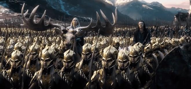 The Hobbit  The Battle Of The Five Armies   Official Trailer  1  - unpocogeek.com