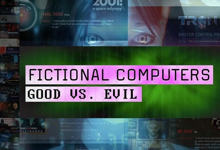 [infografía] Inteligencia artificial en películas y juegos
