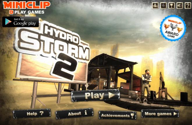 Juego Hydro Storm 2 - Pais de los Juegos