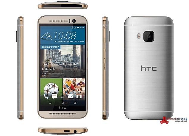 MWC15 HTC One M9 presentado oficialmente