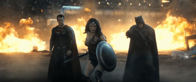 Segundo trailer completo de Batman Vs. Superman