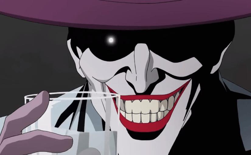 """Tráiler de """"Batman: The Killing Joke"""" oscura historia del origen del Guasón"""