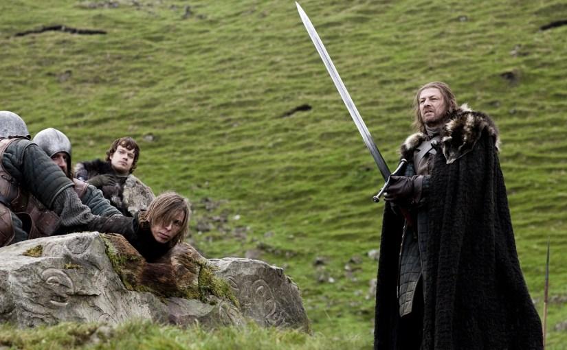 ¿Dónde están las espadas de acero valyrio en Game of Thrones?