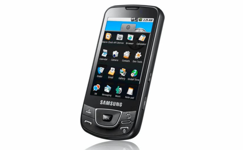 7 años de la linea Galaxy de Samsung