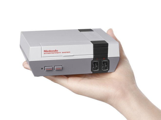 NES classic pronto a la venta