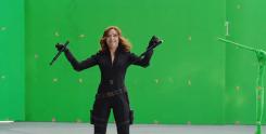 Los bloopers durante la filmación de Capitán América: Guerra Civil