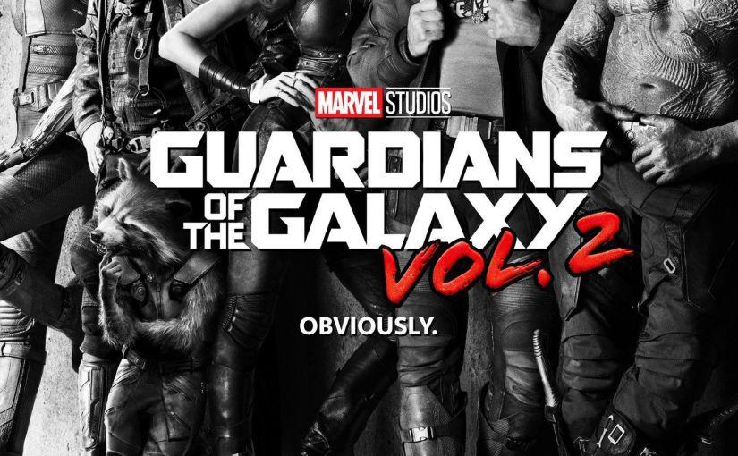 Guardianes de la Galaxia Volumen 2, primer tráiler y poster oficial