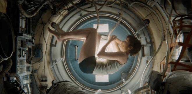 De cine espacial