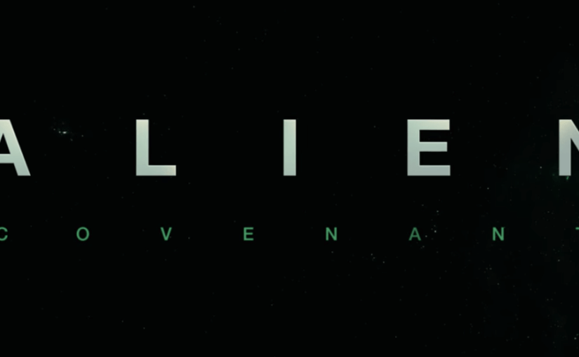 Alien: Covenant, primer tráiler oficial