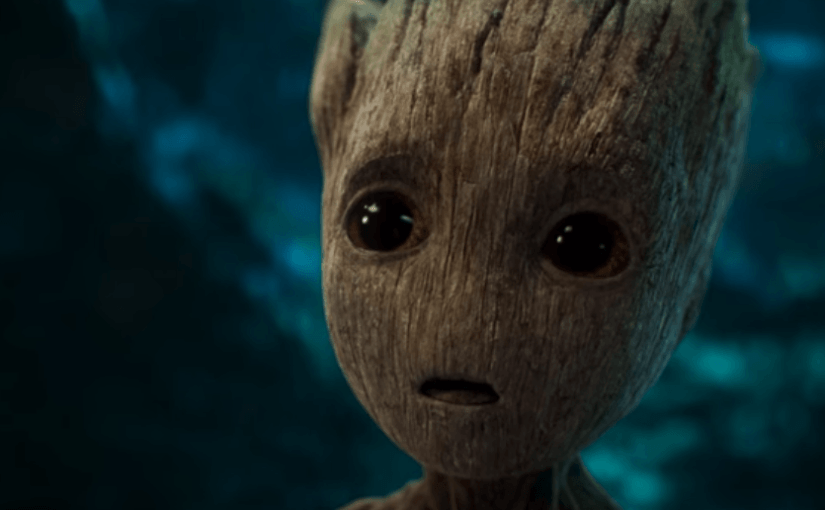 Guardians of the Galaxy Vol. 2 Baby Groot