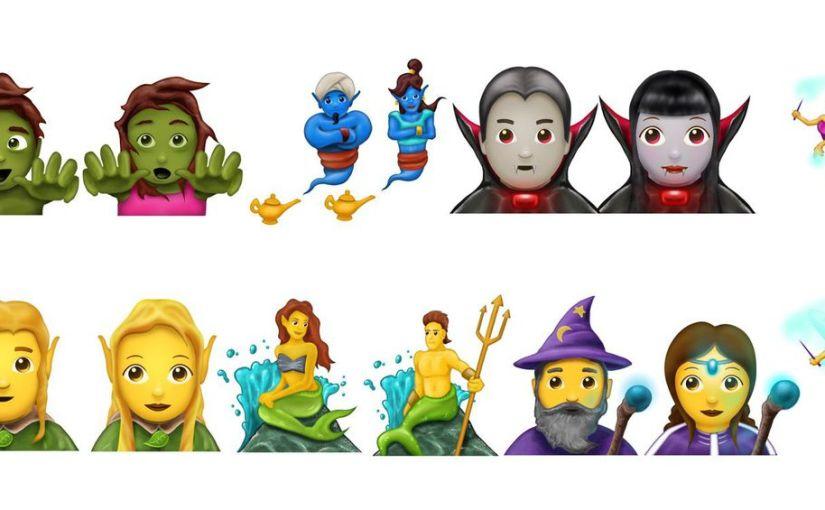 Nuevos emojis aprobados para el 2017