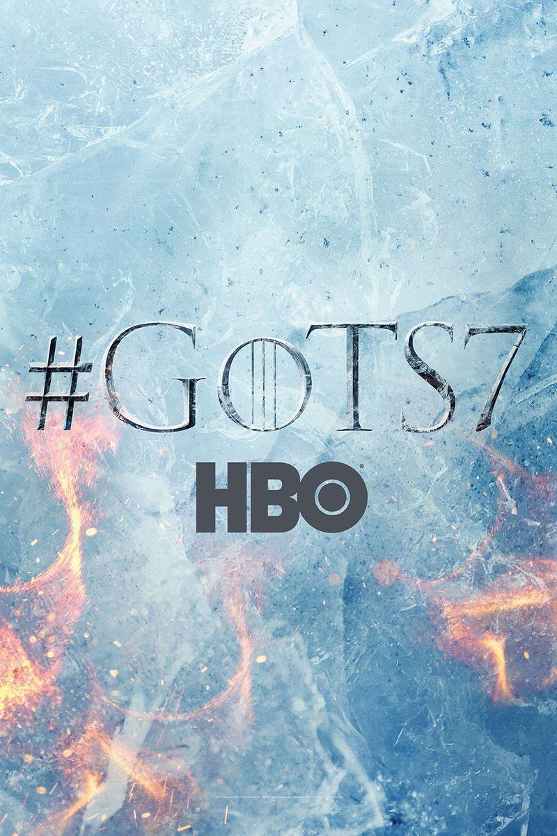 Game of Thrones, fecha de estreno de la séptima temporada