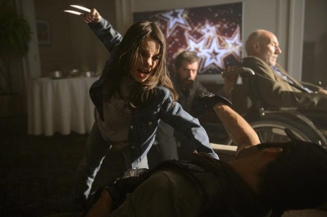 Logan, detrás de sus efectos especiales