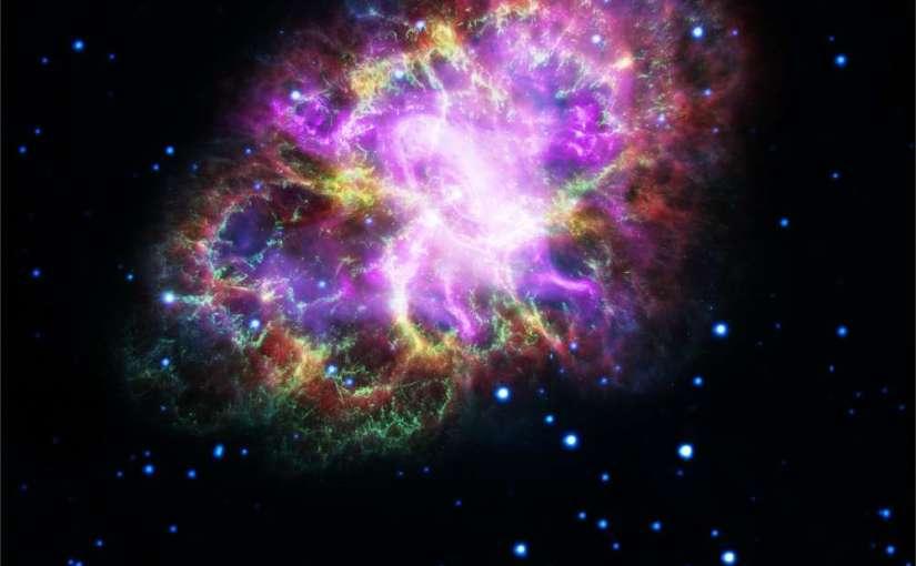 Nueva y espectacular fotografía de la nebulosa cangrejo