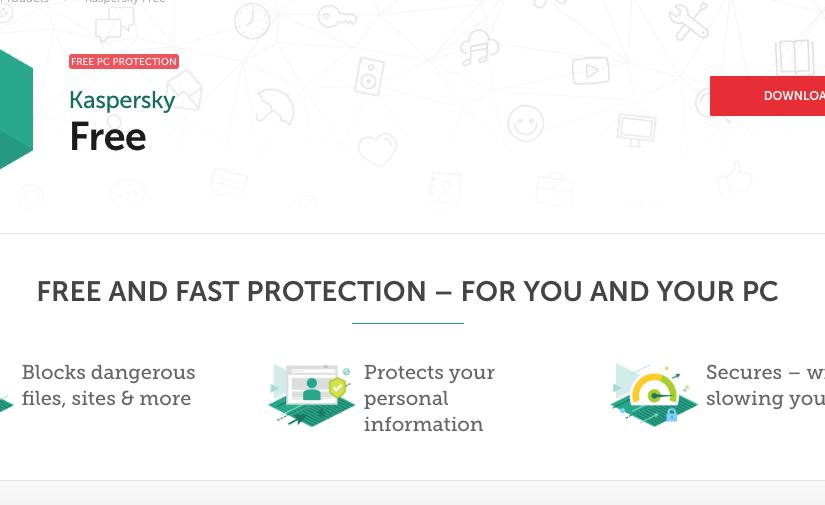El viejo Kaspersky lanza una versión gratuita de su antivirus