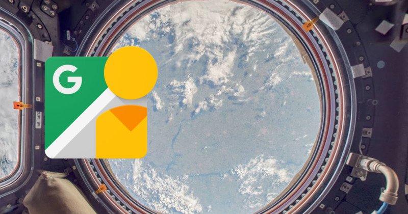 Ya se puede visitar la Estación espacial internacional con Google Street View