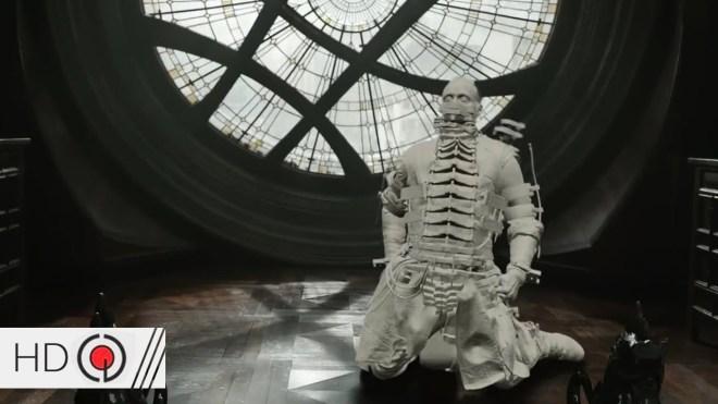 Detrás de los efectos especiales de Doctor Strange