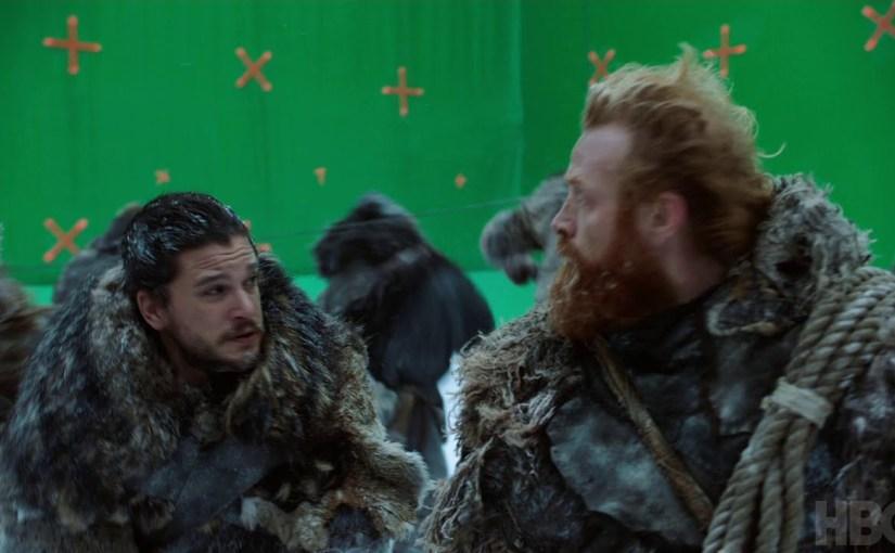 Game of Thrones, los efectos especiales del penúltimo capítulo de la séptima temporada