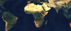 La fotografía de 80 trillones de píxeles de la tierra sin nubes