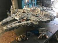 Armando el Halcón Milenario edición coleccionista de Lego