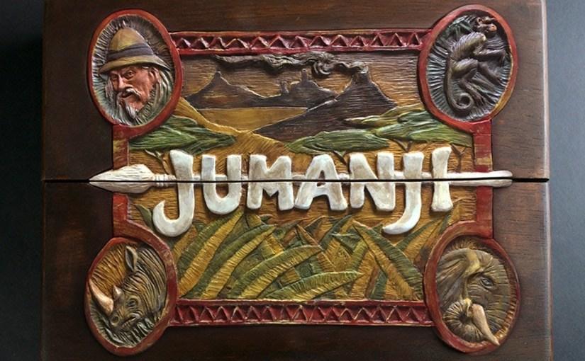 Fabricando el juego de mesa Jumanji, video en timelapse