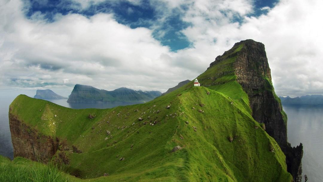 La isla que aparece ahora en Street View gracias a sus ovejas