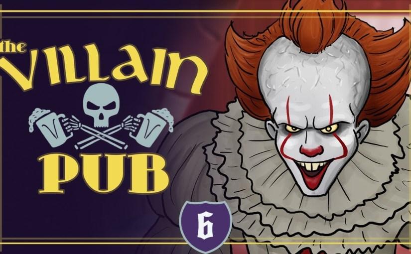 Pennywise se suma al bar de los villanos