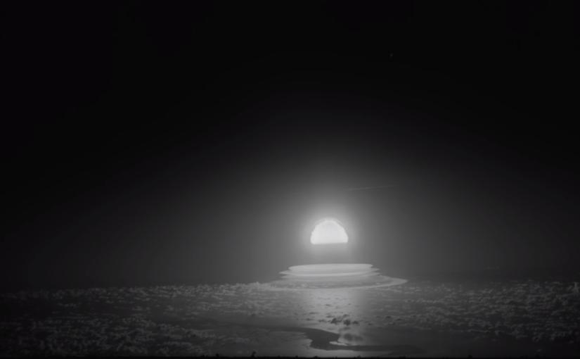 Nueva tanda de videos restaurados sobre pruebas nucleares durante la guerra fría