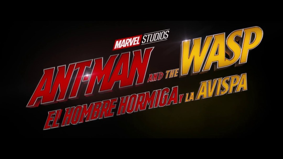 Ant-Man and The Wasp, primer trailer oficial
