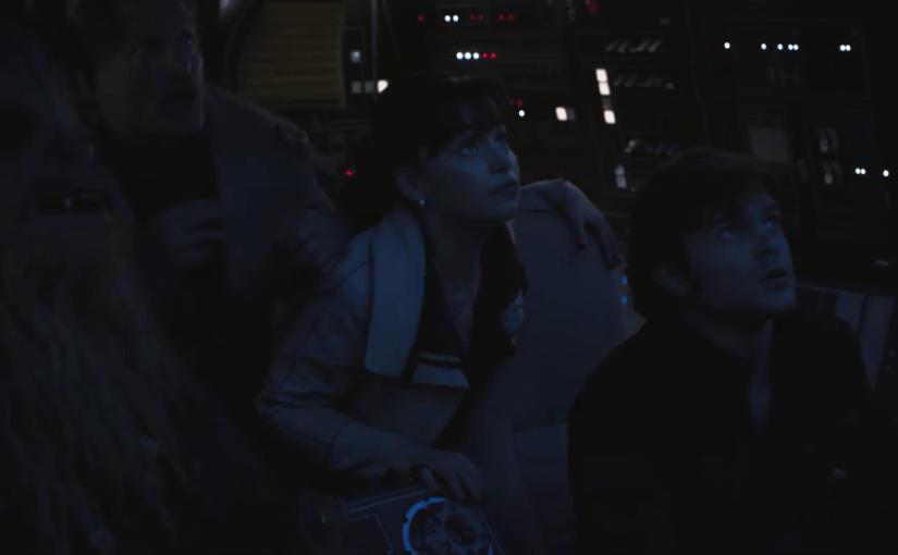 Han Solo: Una Historia de Star Wars, primer adelanto