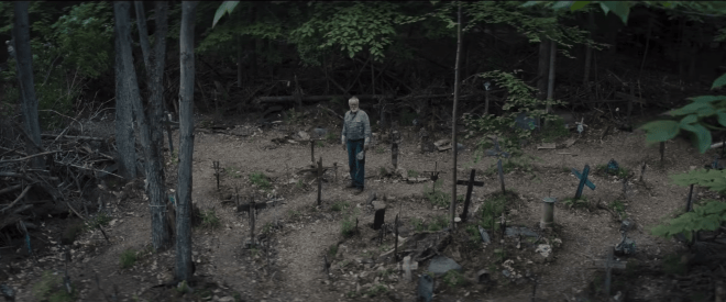 Pet Sematary movie trailer remake