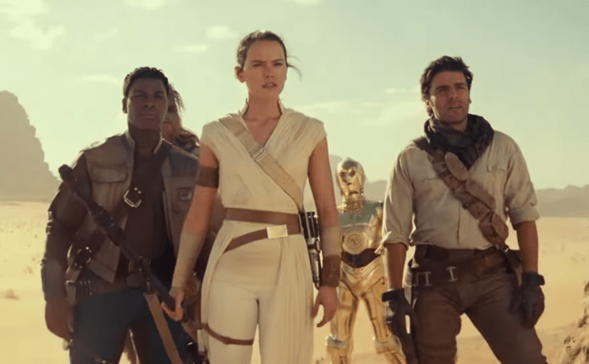 Star Wars: The Rise of Skywalper primer trailer
