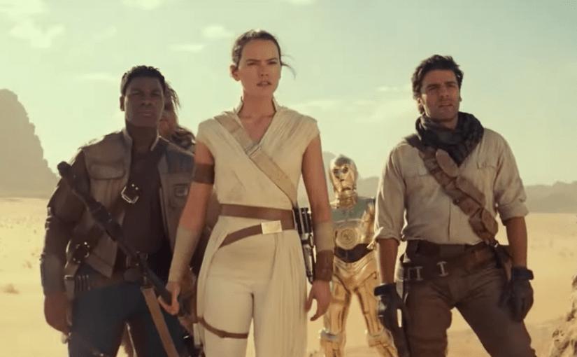 Star Wars: The Rise of Skywalper primer trailer
