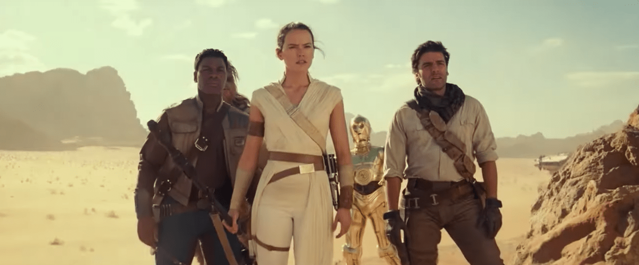 Star Wars: The Rise of Skywalker, primer adelanto