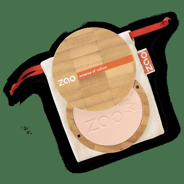 Poudre compacte Zao Capucciono 304