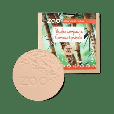 Recharge Poudre Compacte – Beige Orangé 302