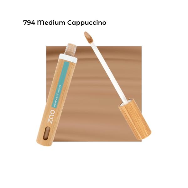 Anticerne Fluide Medium Cappuccino 794 - Zao Makeup