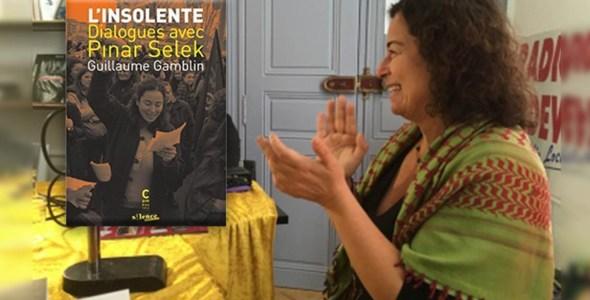 Pinar Selek – Samedi 18 mai 11h