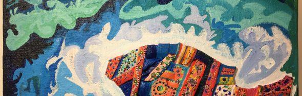 EXPOSITION des peintures d'Ahmed DJELILATE
