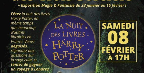 Tournoi des trois sorciers (Harry Potter) + Exposition Magie & Fantaisie (par le CIST)