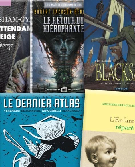 La News des livres – (Volume 23)