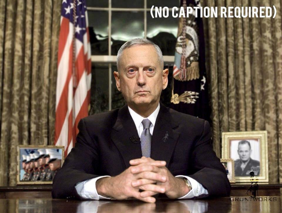 If Megyn Kelly is a Bimbo then General James Mattis Can Be ...