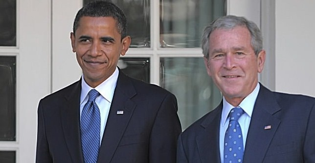 The Next President is Going to Make Obama and Bush Look Like George Freaking Washingtons