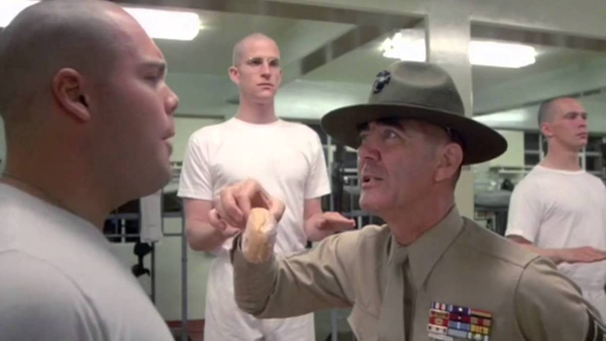 Marine Boot Camp IS Abuse, but Boot Camp Abuse is Intolerable